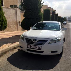 Automatic Toyota Camry 2008