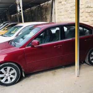 Gasoline Fuel/Power   Kia Optima 2008