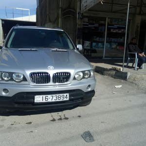 For sale 2001 Grey X5