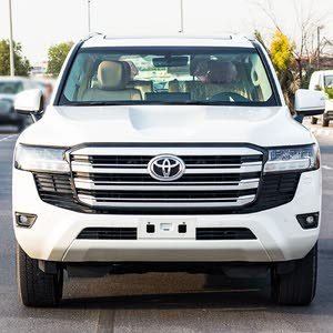 Toyota Land Cruiser GXR LC 300 3.5 Twin Turbo leather GCC 2022 FOR EXPORT ONLY