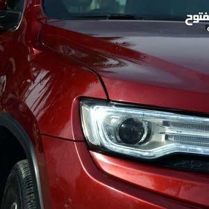 Maroon Jeep Cherokee 2014 for sale