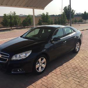 Automatic Black Chevrolet 2013 for sale