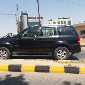 For sale SsangYong Rexton car in Amman