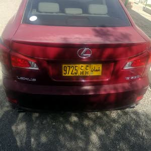 Available for sale! 1 - 9,999 km mileage Lexus IS 2010