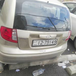 Hyundai Getz 2006 For sale - Gold color