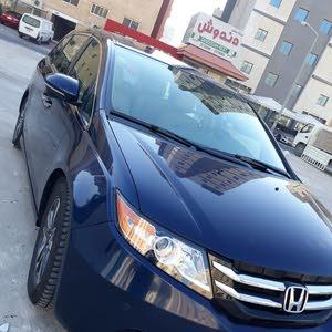 Honda Odyssey 2015 For sale - Blue color
