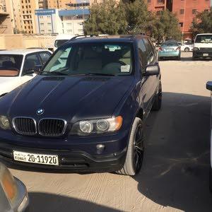 Gasoline Fuel/Power   BMW X5 2003