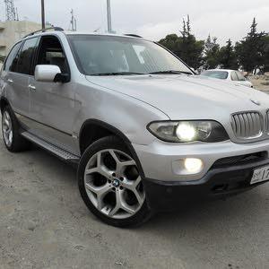 بي ام دبليو BMW X5 موديل 2004 دفع رباعي فحص