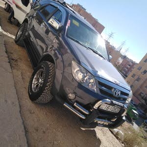 Used Toyota Fortuner in Amman