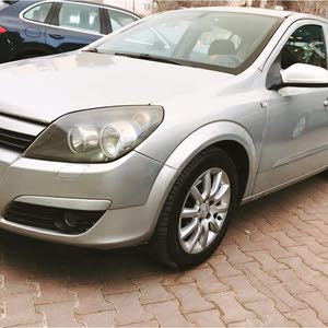 Used condition Opel Astra 2005 with 120,000 - 129,999 km mileage