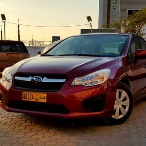 Subaru Impreza 2014 single owned