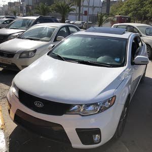 Kia Koup car is available for sale, the car is in Used condition