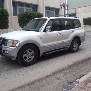 2002 Used Pajero with Automatic transmission is available for sale