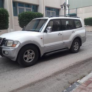 باجيرو 2002 للبيع