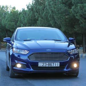 Ford Fusion Energy فورد فيوجين هايبريد +انيرجي 2014