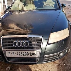 Used 2007 A6