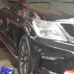 nissan patrol platenum with nismo kit for sale