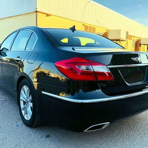 2013 Used Genesis with Automatic transmission is available for sale