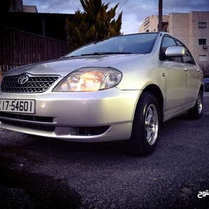 Used condition Toyota Corolla 2004 with 100,000 - 109,999 km mileage