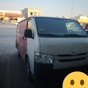 90,000 - 99,999 km mileage Toyota Hiace for sale