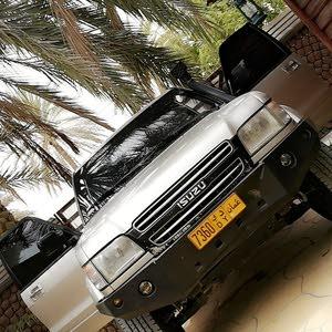 180,000 - 189,999 km mileage Isuzu Trooper for sale