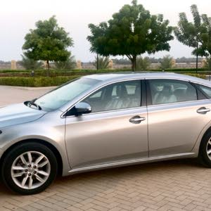 Toyota Avalon 2015 For sale - Silver color
