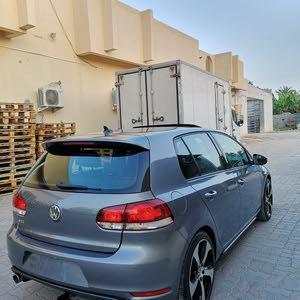 للبيع فوكس وايجن GTI turbo رمادي بحالة ممتازة وفول سيرفس وبسعر مغري