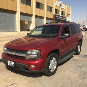 Chevrolet TrailBlazer 2003 - Automatic
