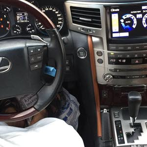 Used condition Lexus LX 2015 with  km mileage