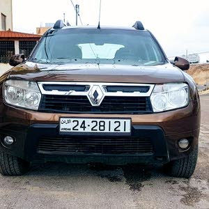 Automatic Brown Renault 2014 for sale