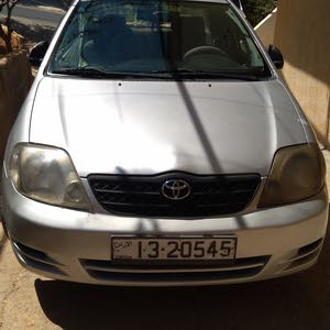 Corolla 2002 for Sale