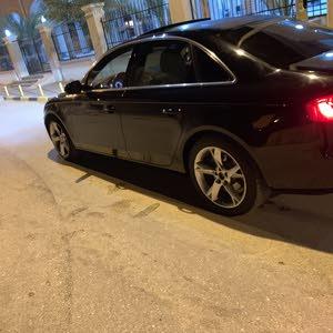Audi A4 car for sale 2014 in Tripoli city