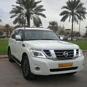 Used condition Nissan Patrol 2014 with 0 km mileage