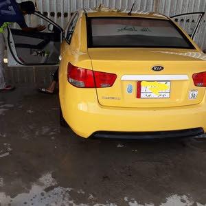 For sale 2012 Yellow Cerato