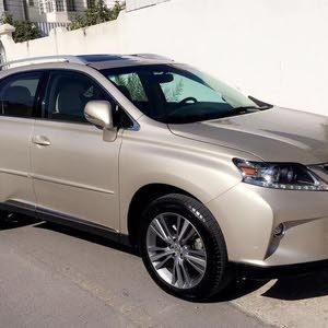 20,000 - 29,999 km Lexus RX 2015 for sale