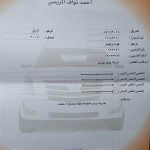 For sale Hyundai Getz car in Irbid