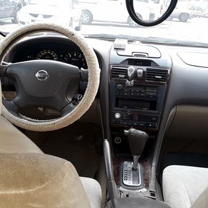 Used condition Nissan Maxima 2002 with 0 km mileage