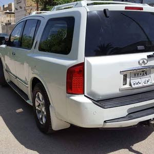 1 - 9,999 km Infiniti QX56 2007 for sale