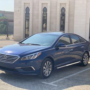 Hyundai Sonata 2017 full option