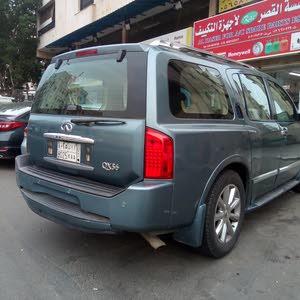 For sale 2008 Blue QX56