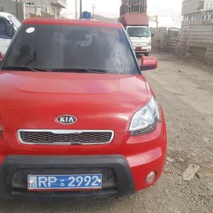 للبيع كيا سول 2012