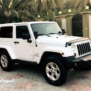 Manual Jeep 2009 for sale - Used - Saham city