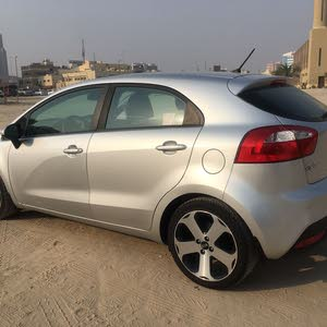 Silver Kia Rio 2015 for sale