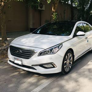 Hyundai Sonata 2.4L gcc 2017 Full option