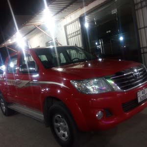 Manual Toyota Hilux 2014