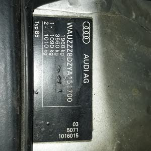160,000 - 169,999 km mileage Audi A4 for sale