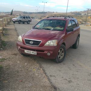 2004 Used Sorento with Automatic transmission is available for sale