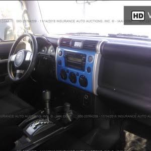تويوتا اف جي روباعية Toyota fj