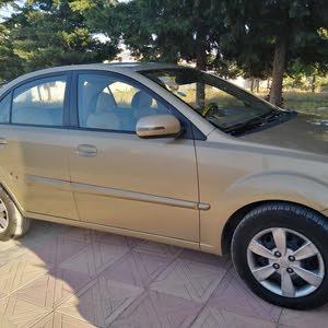 سيارة  للبيع  kia rio