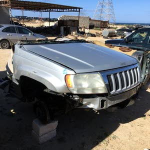 Used condition Jeep Cherokee 2004 with  km mileage